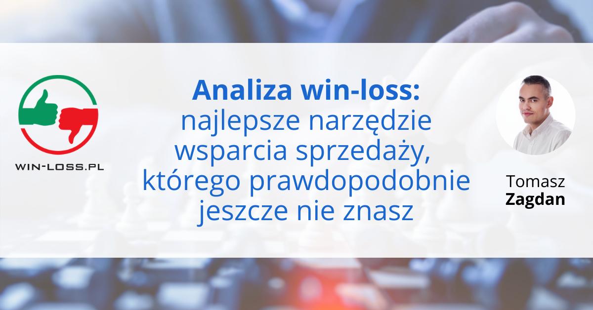 Analiza win-loss: najlepsze narzędzie wsparcia sprzedaży, którego prawdopodobniej jeszcze nie znasz post thumbnail image
